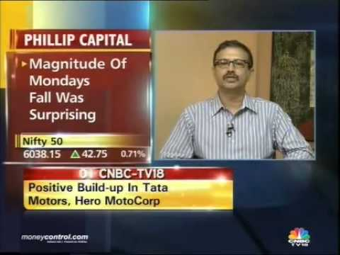 Uptrend intact; pvt banks, pharma good: Phillip Capital -  Part 2