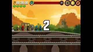 getlinkyoutube.com-🈵Sir Fangar Plays LEGO NinjaGO Rush #3
