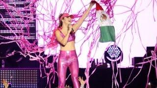 getlinkyoutube.com-Charli XCX at Premios Telehit Mexico 2016
