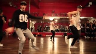 getlinkyoutube.com-Chris Brown ''Fine By Me'' Choreography by ANZE