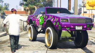 getlinkyoutube.com-FACTION DONK CUSTOM (+1.400.000$) GTA 5 ONLINE