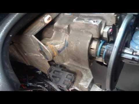 Chevrolet Trailblazer - люфт рулевого вала!
