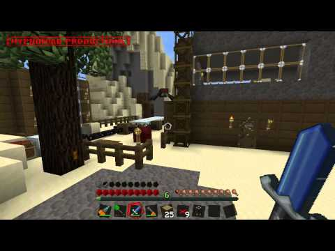 Minecraft: Industrial Revolution 3 - 30: V14 Engine