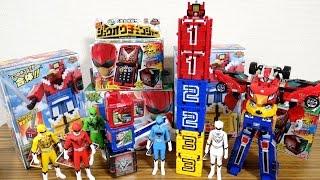 getlinkyoutube.com-明日放送開始!ジュウオウジャーDX玩具を全部一気に開封レビュー!DXジュウオウキング DXジュウオウチェンジャー DXジュウオウバスター