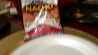 Utz nacho cheese chips taste test
