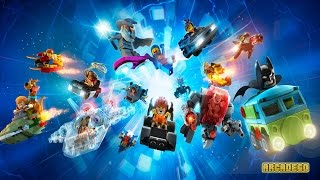 getlinkyoutube.com-LEGO Dimensions: All Characters (Every Characters's Abilities and items)