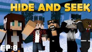 getlinkyoutube.com-Minecraft   Hide 'n' Seek   Episode 8 ft JeromeASF, SSundee, BajanCanadian & Jolly ol' Brits