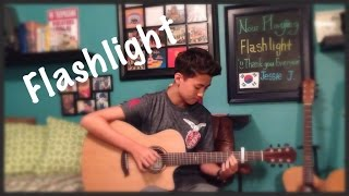 getlinkyoutube.com-Flashlight - Jessie J  - Fingerstyle Guitar Cover (from Pitch Perfect 2)