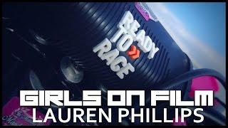 """getlinkyoutube.com-Mx """"Girls On Film"""" Lauren Phillips Fight Like A Girl Motocross 2016"""