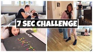 getlinkyoutube.com-7 second challenge med Skittles och Emil