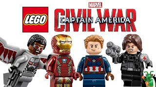 getlinkyoutube.com-LEGO Captain America Civil War sets - My Thoughts!