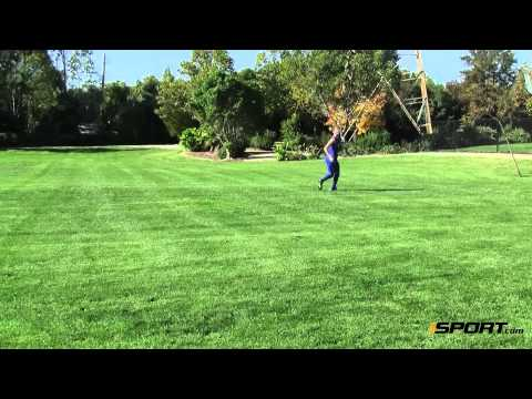 Softball Outfield Drills: Fly Balls