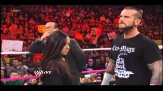 getlinkyoutube.com-WWE Raw Cm Punk Paul Heyman AJ lee 24 Sept, 2012