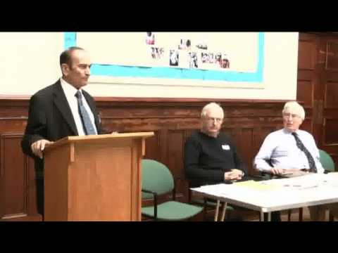 Part2of2 Vijay Mehta speech on Peace Building in an Unstable World