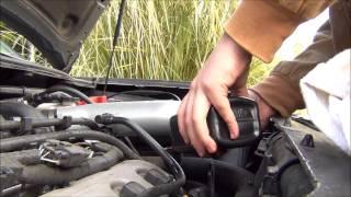 getlinkyoutube.com-2009-Up Ford Flex Transmission Fluid Change