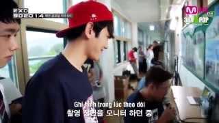 getlinkyoutube.com-[Vietsub] 140929 EXO 90:2014 Baekhyun Remake MV BTS [EXO Team]