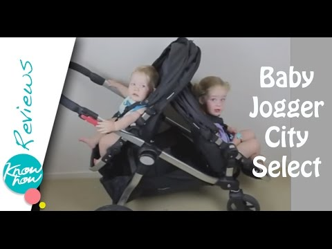 Baby Jogger City Select Stroller / Pram Review