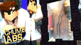 getlinkyoutube.com-Minecraft: VIAJANDO POR DIMENSÕES! (Chume Labs 2 #2)