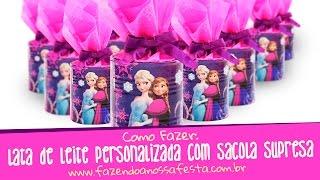 getlinkyoutube.com-Lata de Leite Personalizada com Sacola Supresa