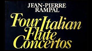 Vivaldi / JP Rampal, 1960: Flute Concerto in A Minor, P.77 - Karl Ristenpart