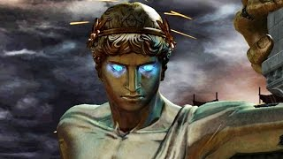 getlinkyoutube.com-God of War 2: Colossus of Rhodes Boss Fight (4K 60fps)