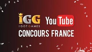 getlinkyoutube.com-CASTLE CLASH - Concours IGG Youtube FR + Maj