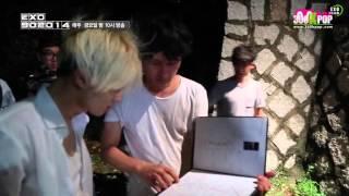 getlinkyoutube.com-[Vietsub] 140909 SUHO & TAO Remake MV BTS [EXO Team]