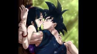 getlinkyoutube.com-Parejas De DBZ - Goku y Milk - Mi Corazón Encantado