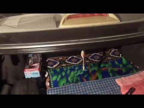 Geely ck багажник