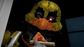 getlinkyoutube.com-[SFM FNAF] Nightmare Chica Pizza Jumpscare