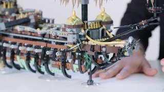 Silent Mary - LEGO Disney Pirates of the Caribbean - 71042 Designer Video