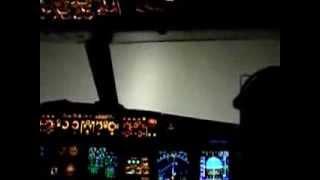 getlinkyoutube.com-Посадка самолета при нулевой видимости