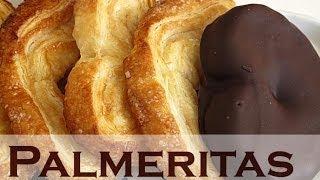 getlinkyoutube.com-Como hacer Palmeritas de chocolate. Muy fácil!