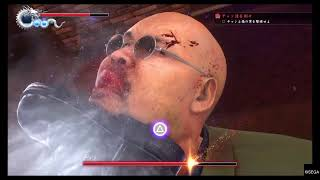 getlinkyoutube.com-Yakuza 6 Demo Boss Battles and all available Heat Actions