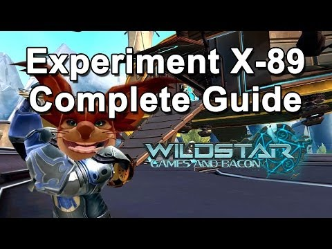 Experiment X-89 Complete Guide