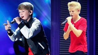getlinkyoutube.com-MattyB vs Carson Lueders (Pictures)