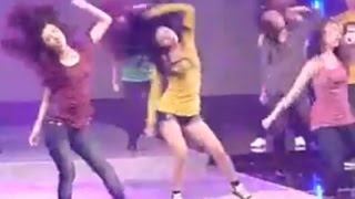 getlinkyoutube.com-Nadine Lustre Hataw Dance Moves