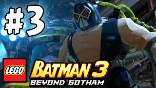 getlinkyoutube.com-LEGO BATMAN 3 - BEYOND GOTHAM - LBA - EPISODE 3 (HD)