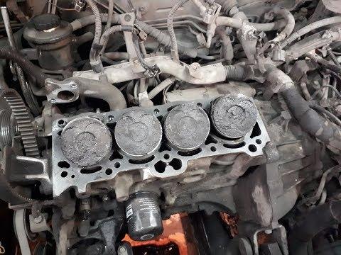Где находятся маслосъемные кольца в Тойота C-HR