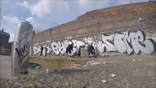 Graffiti - Ghost EA, Osek EA & Some NHS - Chrome Killers Episode 2