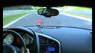 Spot Auto Audi R8 - Nordschleife