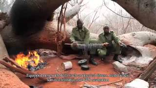 getlinkyoutube.com-DSWT Anti-Poaching Rangers Graduate from Manyani Academy