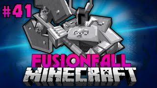 getlinkyoutube.com-Kolossaler TITANRITTER - Minecraft Fusionfall #041 [Deutsch/HD]