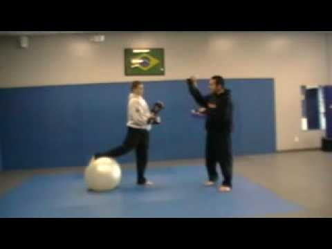 Point Fighting drill #3 w/Paul Mendoza