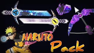 getlinkyoutube.com-★ Minecraft PvP Texture Pack Naruto Pack ★