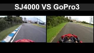 getlinkyoutube.com-Taroko Kart Racing (SJ4000 VS GoPro3 black edition)