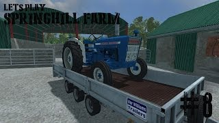 getlinkyoutube.com-Farming Simulator 2013 - Springhill Farm - Ep 8