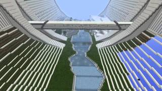 getlinkyoutube.com-Russian Minecraft Timelapse - IX - Citadel Presidium