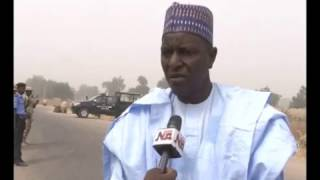 Watch Reopening of Major Roads That Leads To Maiduguri Closed Since 2014