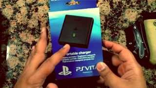 getlinkyoutube.com-PSVITA Portable Battery